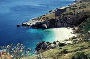 Naturreservat Zingaro. Castellammare del Golfo