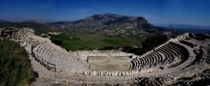 amphithéâtre de Segesta